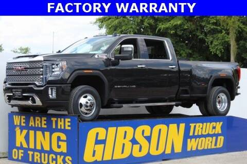 2020 GMC Sierra 3500HD for sale at Gibson Truck World in Sanford FL