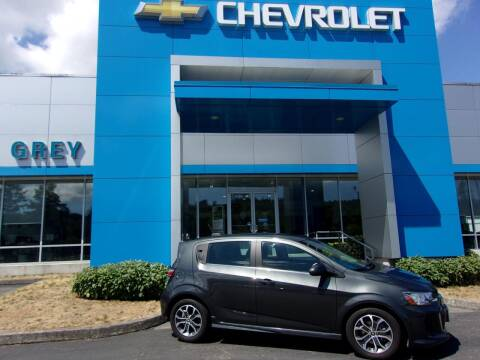 2017 Chevrolet Sonic for sale at Grey Chevrolet, Inc. in Port Orchard WA