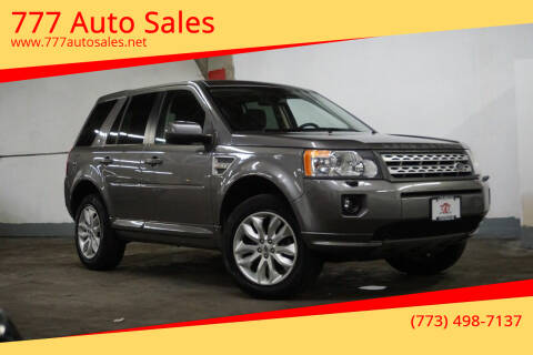 2011 Land Rover LR2 for sale at 777 Auto Sales in Bedford Park IL