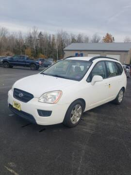 2008 Kia Rondo for sale at Jeff's Sales & Service in Presque Isle ME