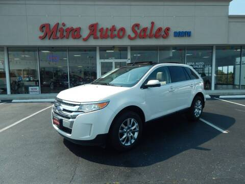 2011 Ford Edge for sale at Mira Auto Sales in Dayton OH