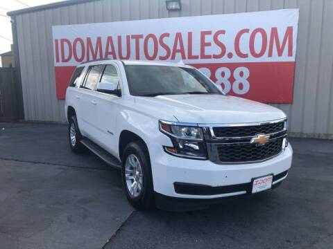 2020 Chevrolet Tahoe for sale at Auto Group South - Idom Auto Sales in Monroe LA