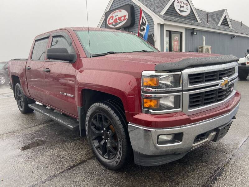 2014 Chevrolet Silverado 1500 for sale at Cape Cod Carz in Hyannis MA
