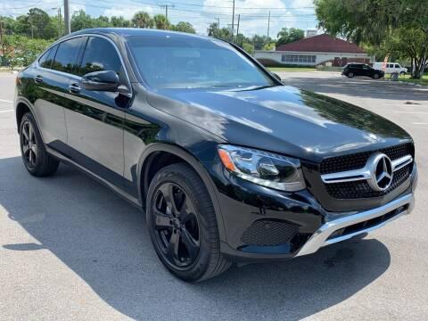 2017 Mercedes-Benz GLC for sale at Consumer Auto Credit in Tampa FL