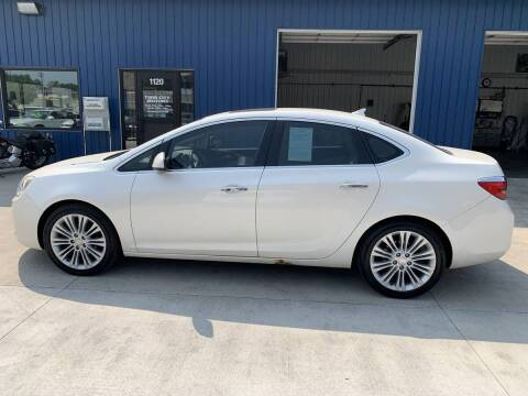 2013 Buick Verano for sale at Twin City Motors in Grand Forks ND