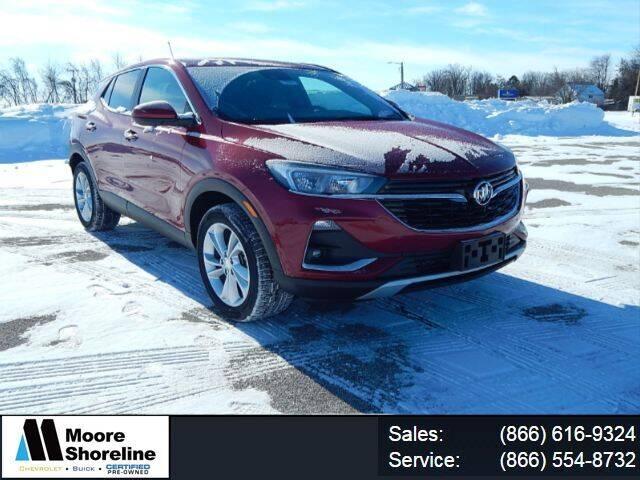 2021 Buick Encore GX for sale at Moore Shoreline Chevrolet in Sebewaing MI