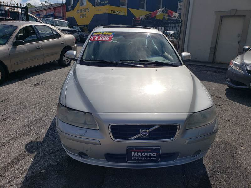 2007 Volvo S60 for sale at UPTOWN DIPLOMAT MOTOR CARS in Baltimore MD