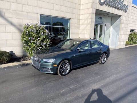 2017 Audi A4 for sale at Cappellino Cadillac in Williamsville NY