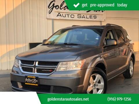 2013 Dodge Journey for sale at Golden Star Auto Sales in Sacramento CA