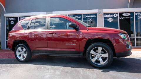 2016 Jeep Compass for sale at Car Depot in Miramar FL