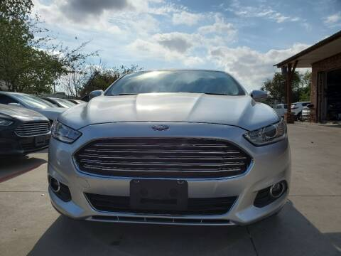 2014 Ford Fusion for sale at Star Autogroup, LLC in Grand Prairie TX