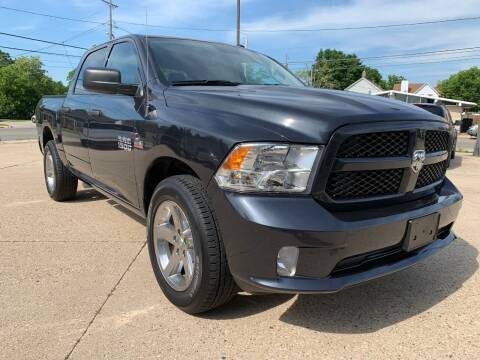 2018 RAM Ram Pickup 1500 for sale at Auto Gallery LLC in Burlington WI