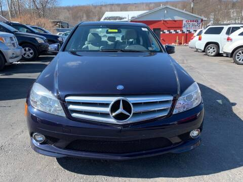 2010 Mercedes-Benz C-Class for sale at GMG AUTO SALES in Scranton PA