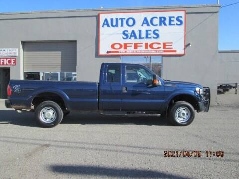 2014 Ford F-250 Super Duty for sale at Auto Acres in Billings MT