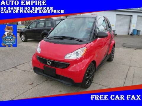 2013 Smart fortwo for sale at Auto Empire in Brooklyn NY