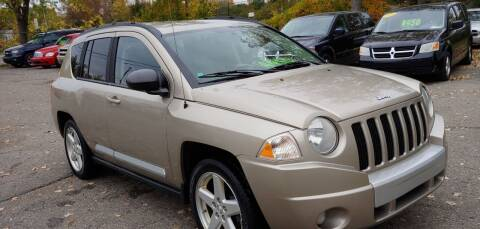 2010 Jeep Compass for sale at Superior Motors in Mount Morris MI