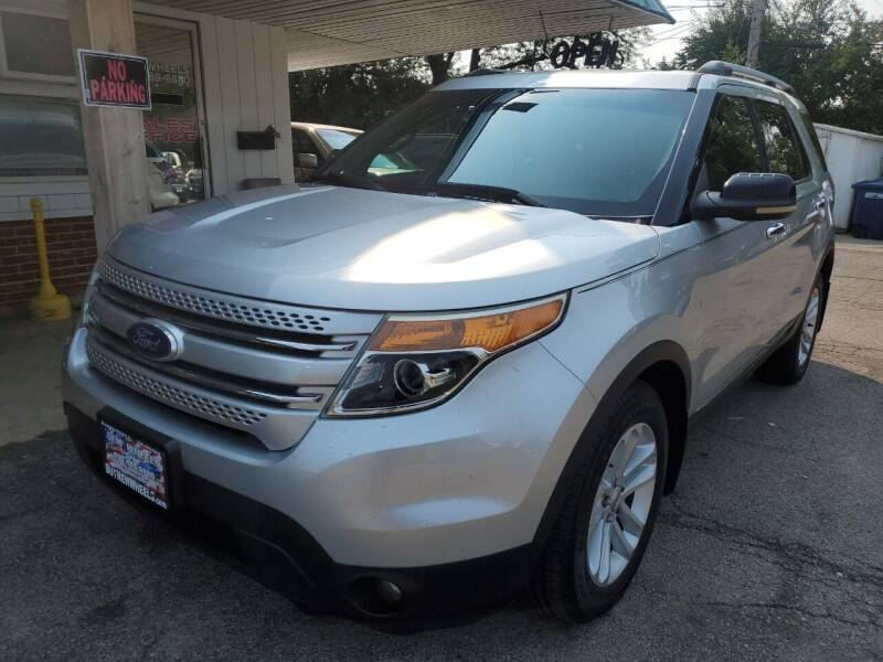 2011 Ford Explorer for sale at New Wheels in Glendale Heights IL