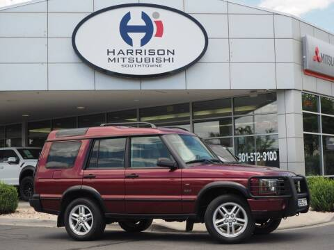 2003 Land Rover Discovery for sale at Harrison Imports in Sandy UT