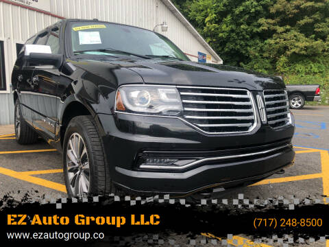2015 Lincoln Navigator for sale at EZ Auto Group LLC in Lewistown PA