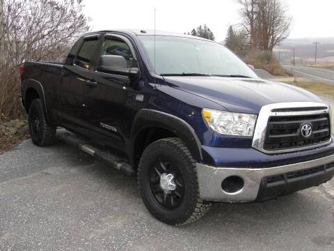 2010 Toyota Tundra for sale at Turnpike Auto Sales LLC in East Springfield NY