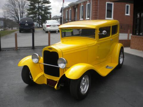 1930 Ford Model A for sale at Houser & Son Auto Sales in Blountville TN