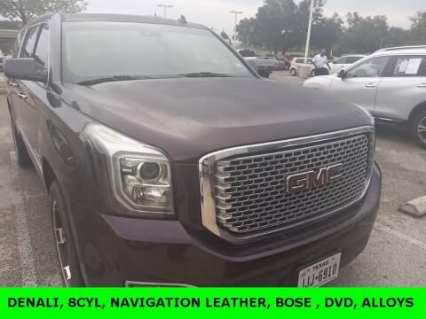 2015 GMC Yukon XL for sale at Nissan of Boerne in Boerne TX