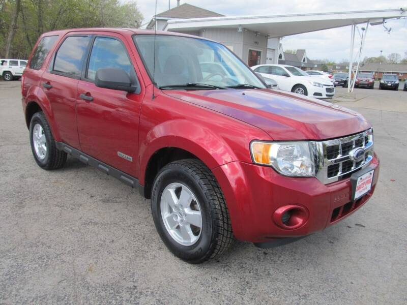 2008 Ford Escape for sale at St. Mary Auto Sales in Hilliard OH