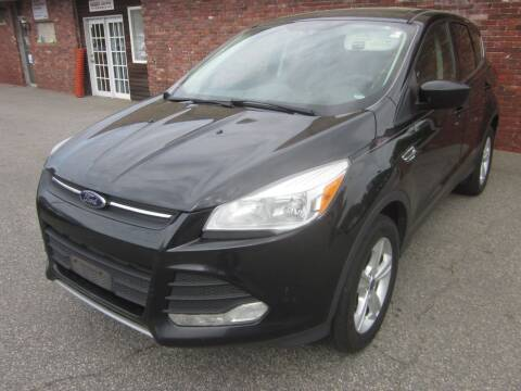 2014 Ford Escape for sale at Tewksbury Used Cars in Tewksbury MA