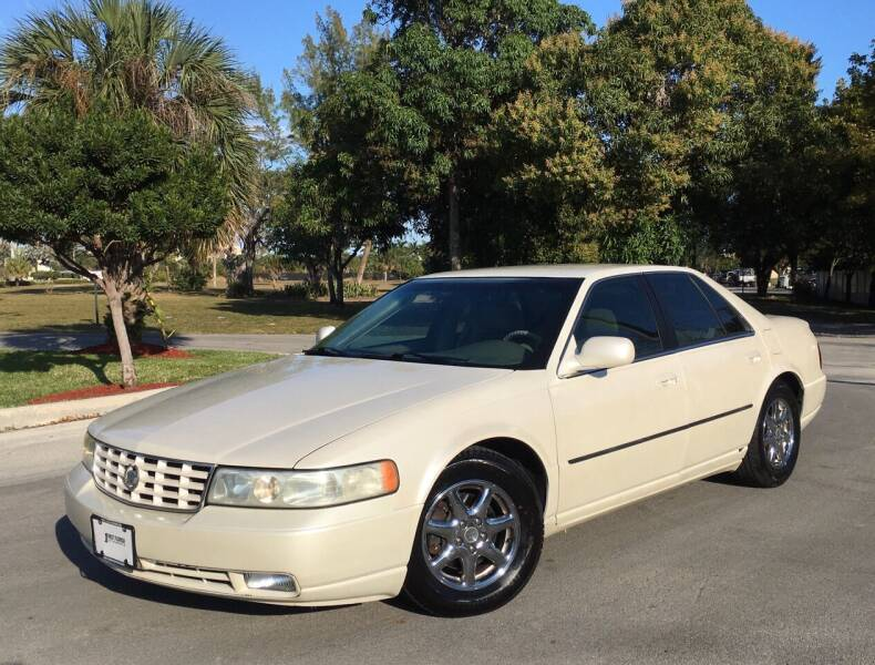 1998 Cadillac Seville for sale at FIRST FLORIDA MOTOR SPORTS in Pompano Beach FL