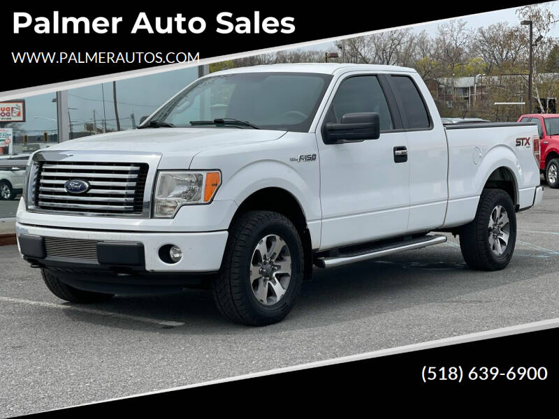 2014 Ford F-150 for sale at Palmer Auto Sales in Menands NY