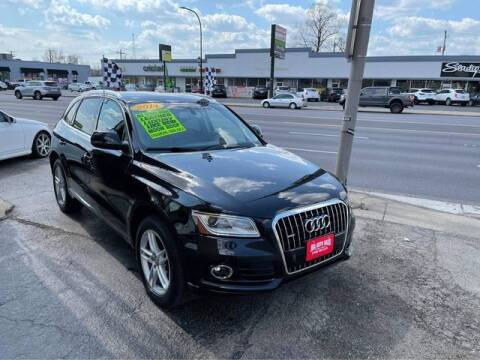 2014 Audi Q5 for sale at JBA Auto Sales Inc in Stone Park IL