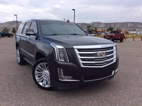 2017 Cadillac Escalade for sale at Rocky Mountain Commercial Trucks in Casper WY
