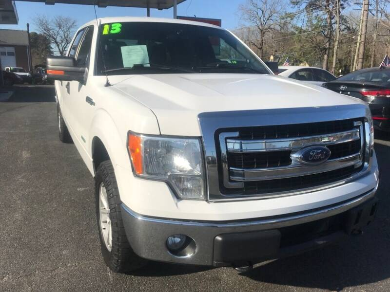 2013 Ford F-150 for sale at Dad's Auto Sales in Newport News VA