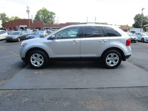 2012 Ford Edge for sale at Taylorsville Auto Mart in Taylorsville NC