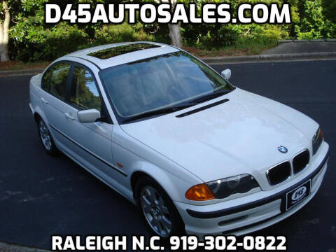 2000 BMW 3 Series for sale at D45 Auto Brokers in Raleigh NC