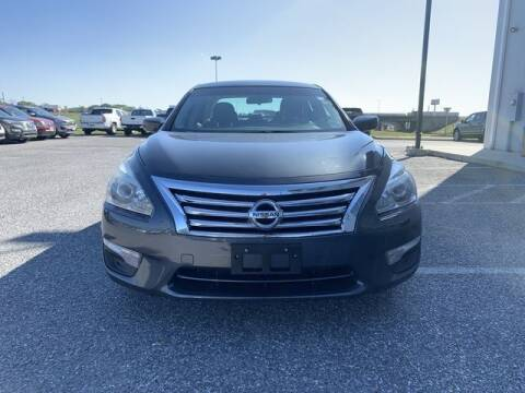 2013 Nissan Altima for sale at King Motors featuring Chris Ridenour in Martinsburg WV
