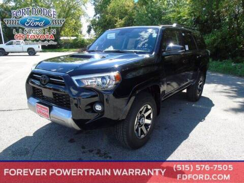 2021 Toyota 4Runner for sale at Fort Dodge Ford Lincoln Toyota in Fort Dodge IA