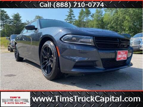 2019 Dodge Charger for sale at TTC AUTO OUTLET/TIM'S TRUCK CAPITAL & AUTO SALES INC ANNEX in Epsom NH
