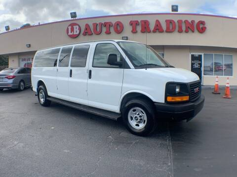 2007 GMC Savana Passenger for sale at LB Auto Trading in Orlando FL