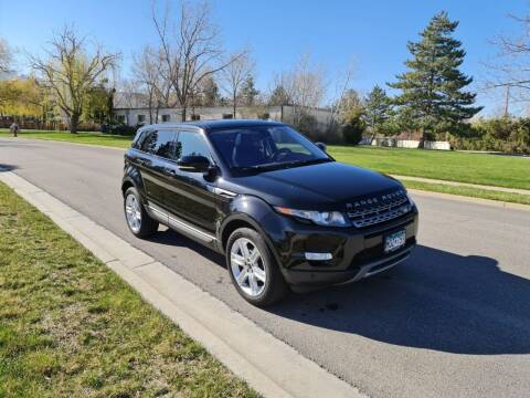 2013 Land Rover Range Rover Evoque for sale at A.I. Monroe Auto Sales in Bountiful UT