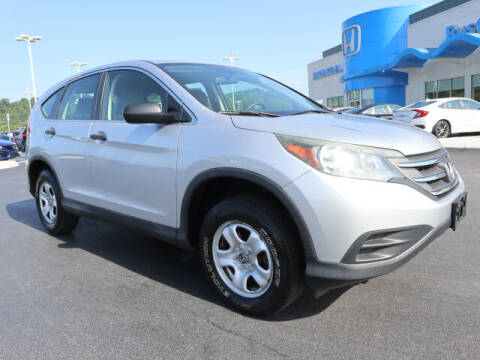 2014 Honda CR-V for sale at RUSTY WALLACE HONDA in Knoxville TN