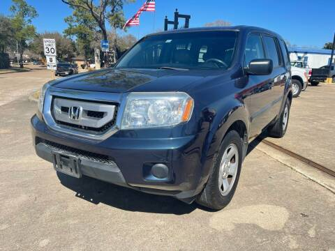 2011 Honda Pilot for sale at Newsed Auto in Houston TX