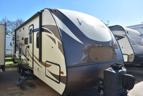 2018 Forest River Wildcat 292KBD for sale at Buy Here Pay Here RV in Burleson TX