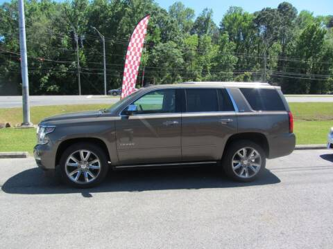 2015 Chevrolet Tahoe for sale at Colvin Auto Sales in Tuscaloosa AL