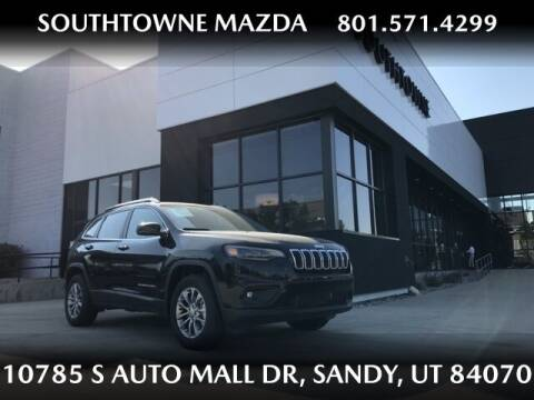 2019 Jeep Cherokee for sale at Southtowne Mazda of Sandy in Sandy UT