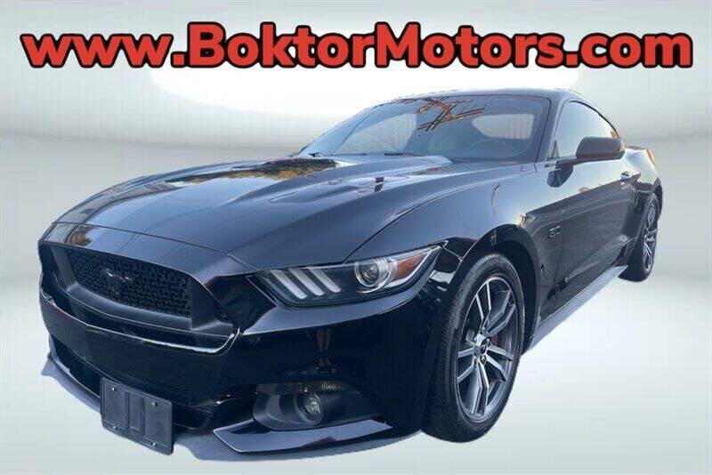 2016 Ford Mustang for sale at Boktor Motors in North Hollywood CA