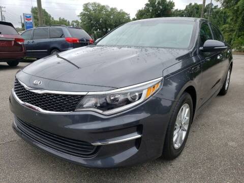 2017 Kia Optima for sale at Capital City Imports in Tallahassee FL