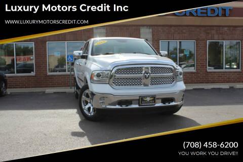 2013 RAM Ram Pickup 1500 for sale at Luxury Motors Credit Inc in Bridgeview IL