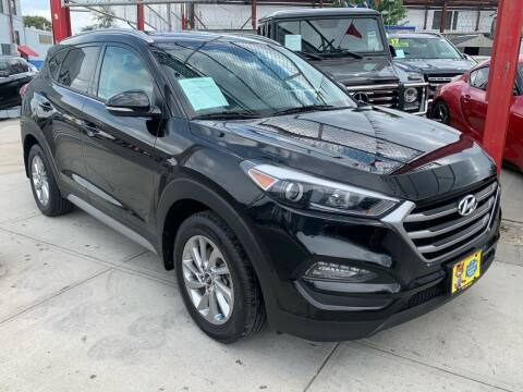 2017 Hyundai Tucson for sale at LIBERTY AUTOLAND INC - LIBERTY AUTOLAND II INC in Queens Villiage NY