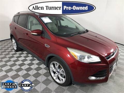 2014 Ford Escape for sale at Allen Turner Hyundai in Pensacola FL